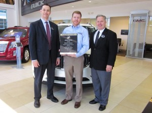 Bradshaw Automotive Celebrates 25 Years with Buick