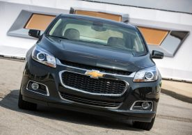 All-New Chevrolet malibu
