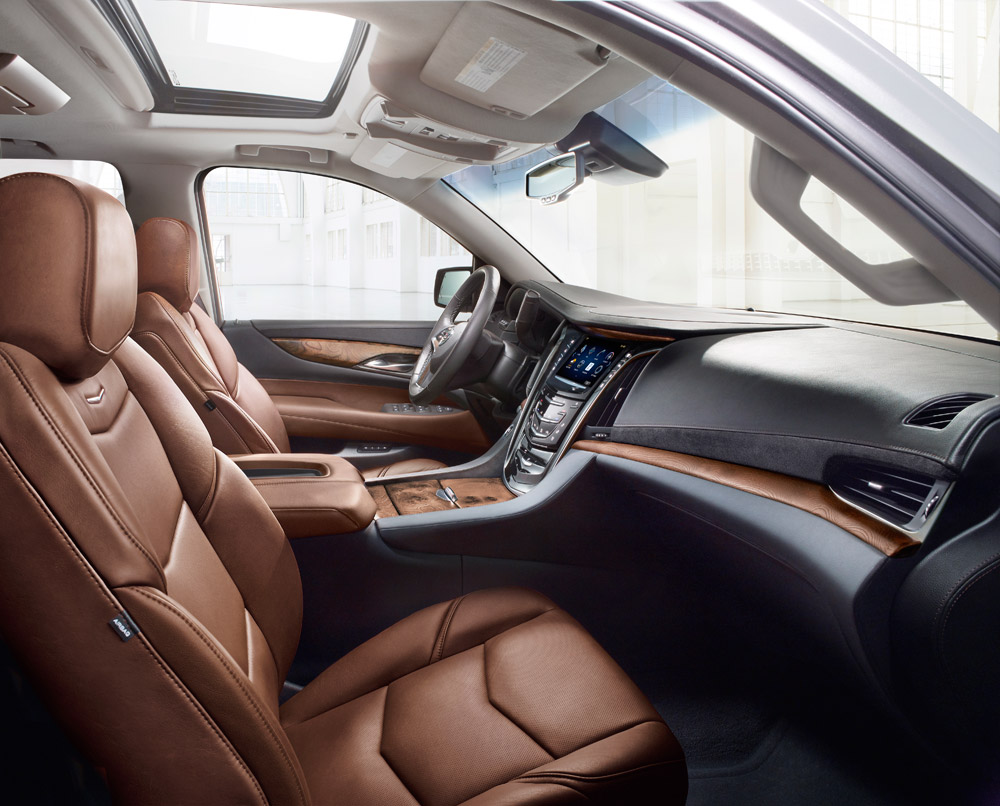 2015 Cadillac Escalade Interior Amazing Design