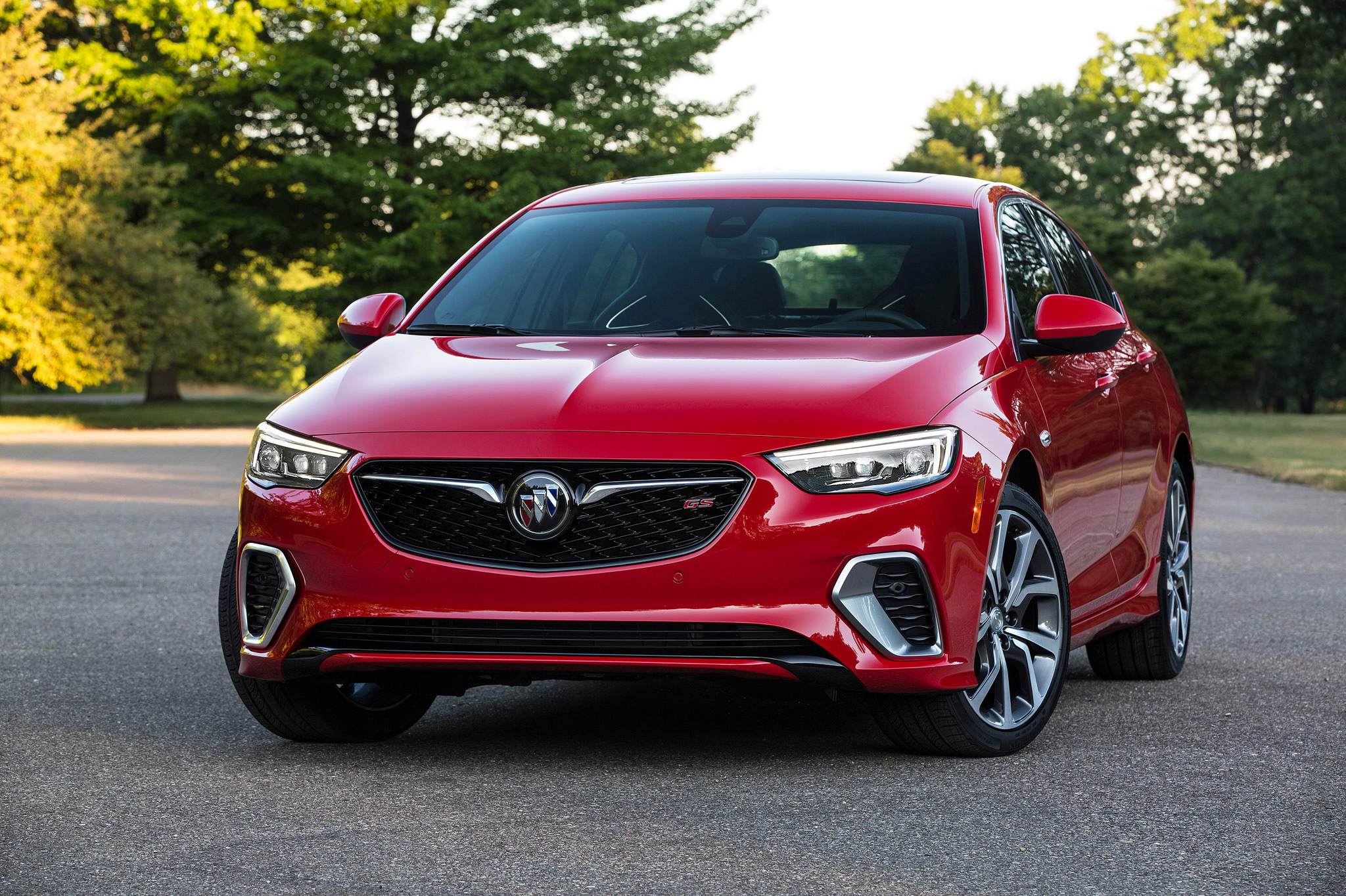 2018 Buick Regal GS at Bradshaw Automotive