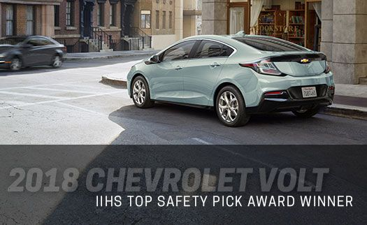 2018 Volt safety