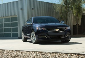 All-New Chevrolet Impala