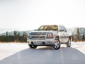 All-New Chevrolet Avalanche