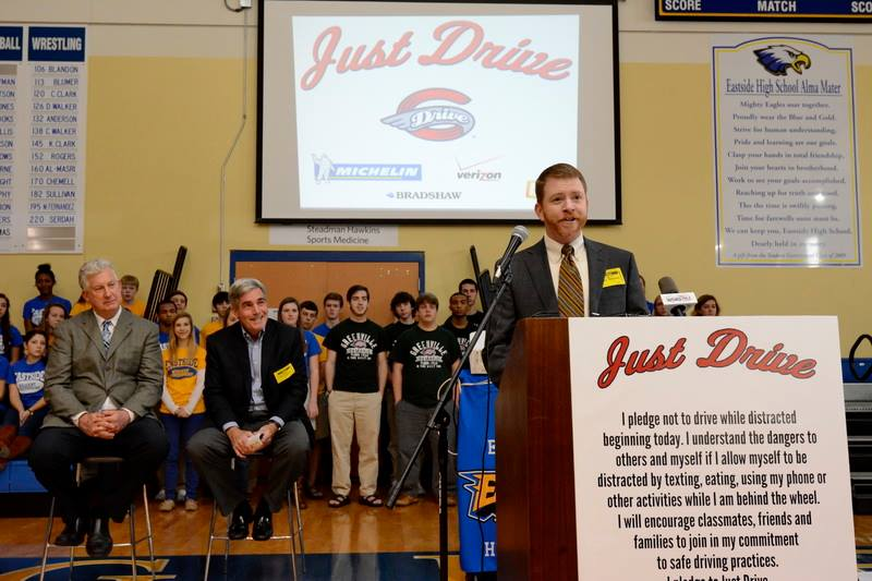 The 2014 Just Drive Campaign