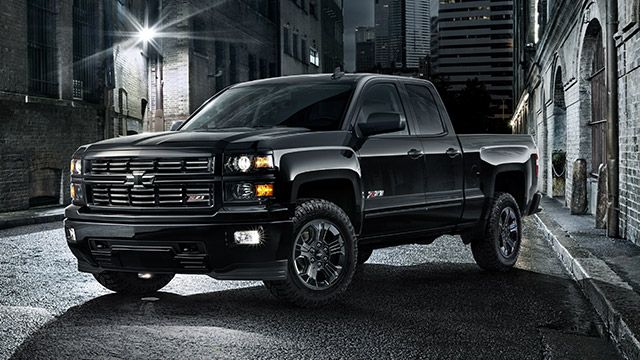 Silverado Midnight Edition