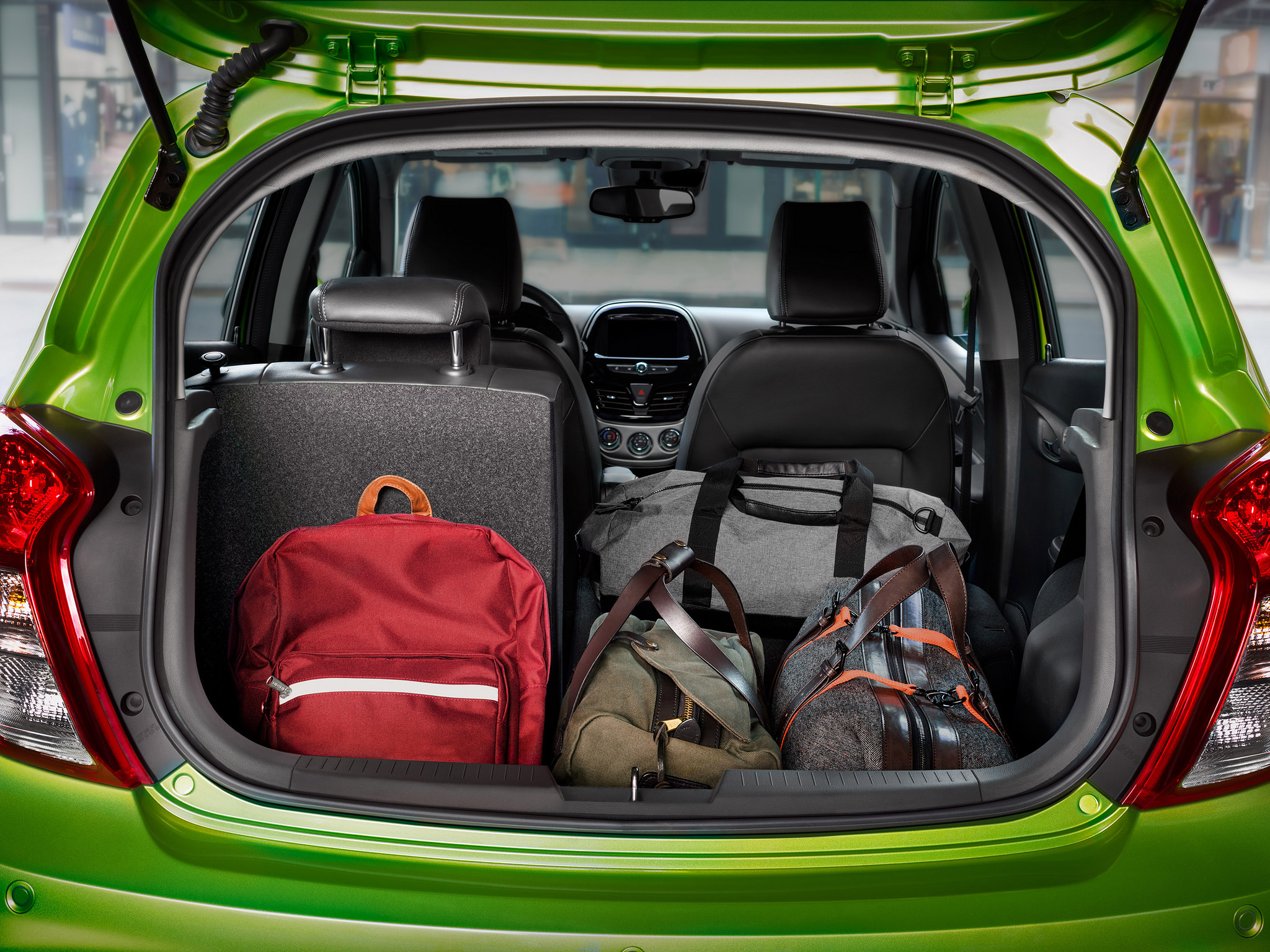Chevy Spark Is Among the Best back to school cars