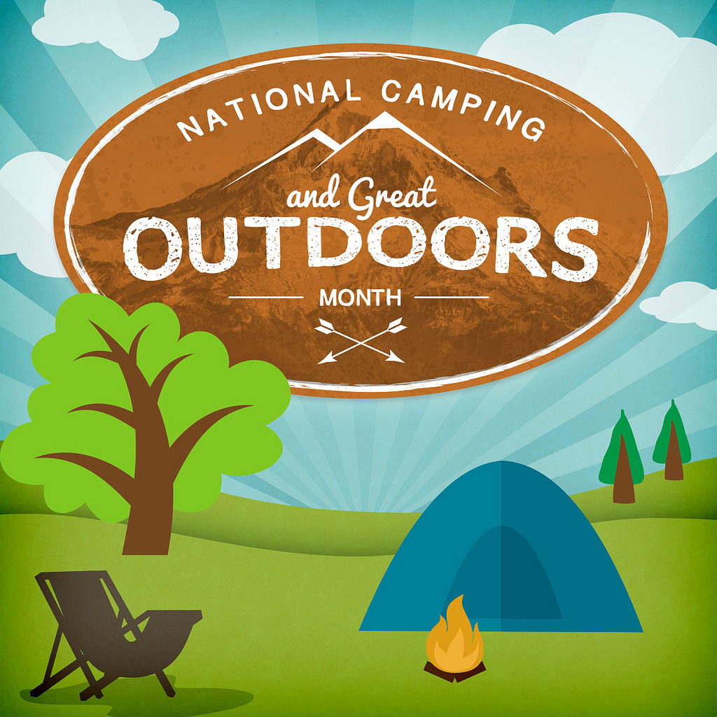 National Camping Month