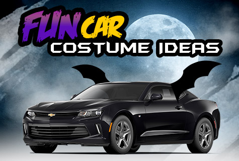 Fun Car Costume Ideas
