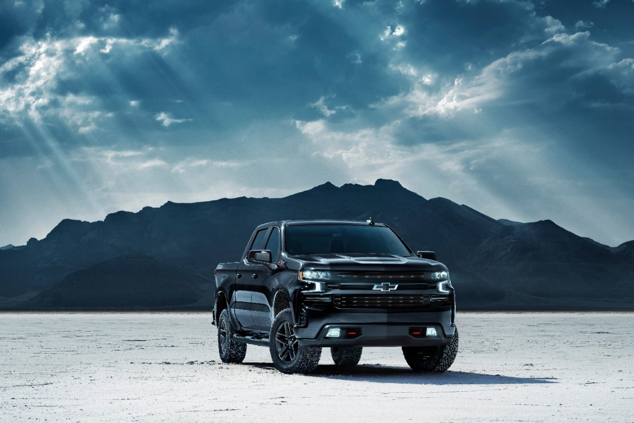 2020 Silverado Midnight Edition | Greer, SC