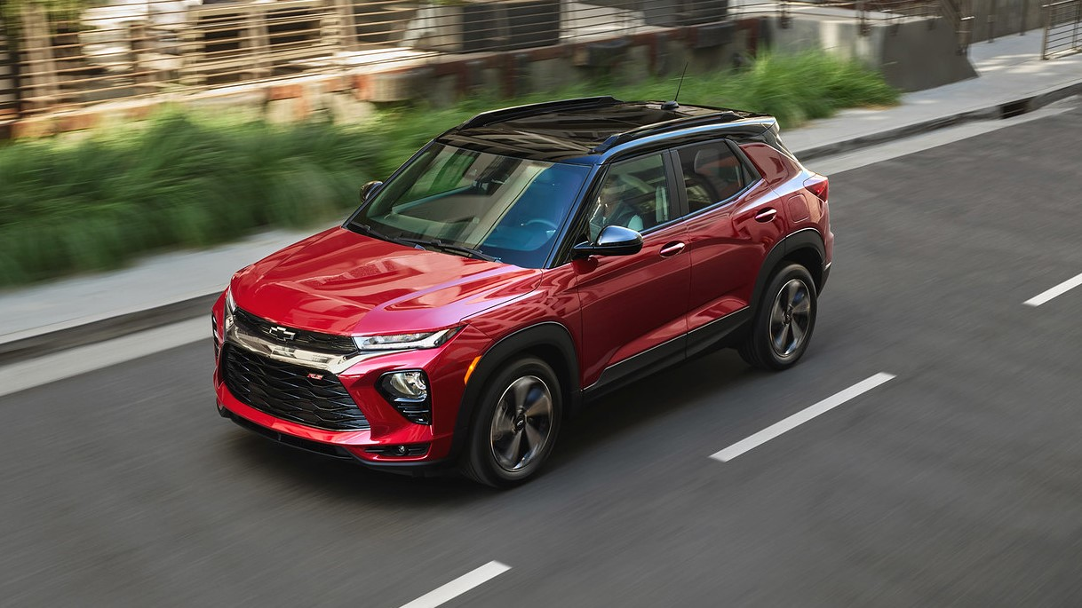 2021 Chevrolet Trailblazer Greer, Sc
