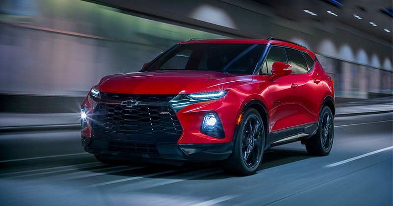 2020 Chevrolet Blazer Greer, SC