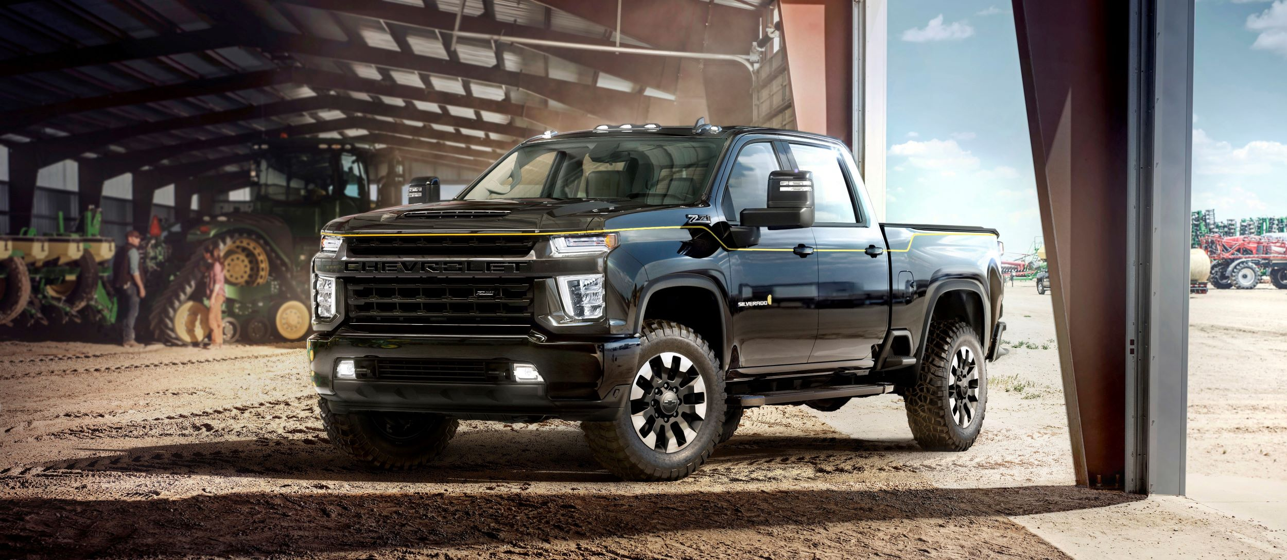 2021 Chevrolet Silverado 2500HD Greer SC