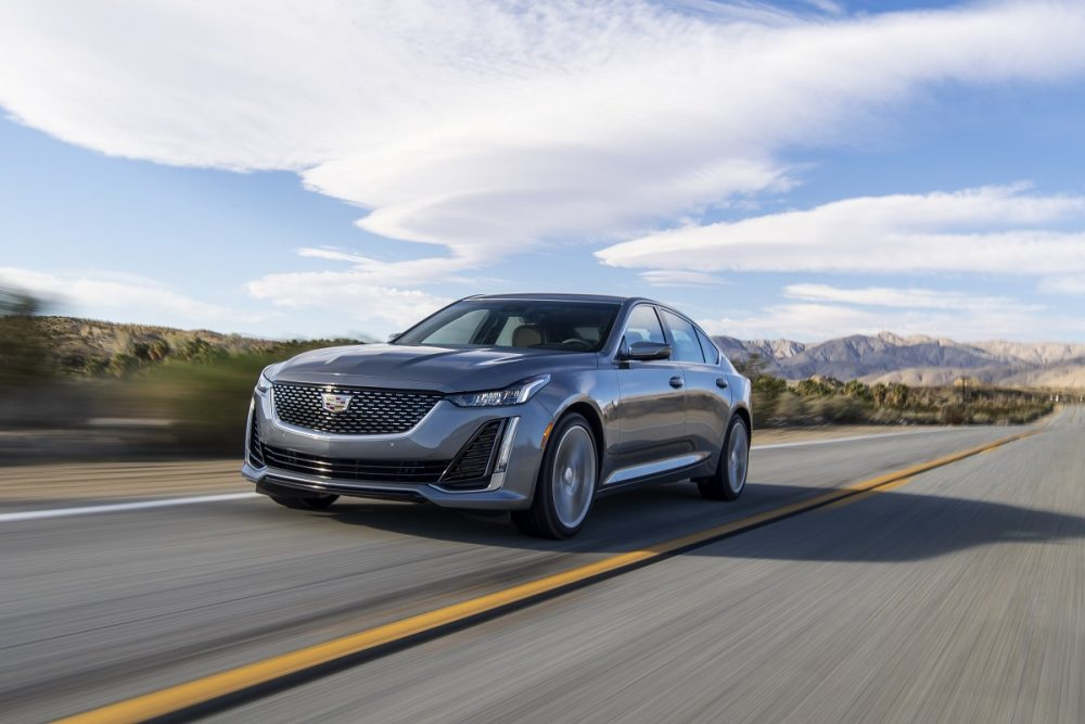 2020 Cadillac CT5, Greer, SC