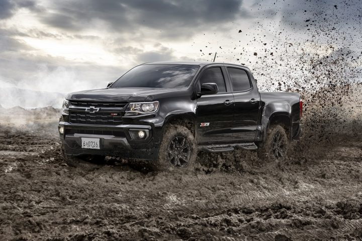 2021 Chevrolet Colorado Z71 Midnight Edition Greer, SC