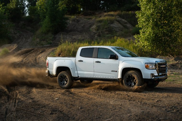 2021 GMC Canyon AT4 Greer, SC