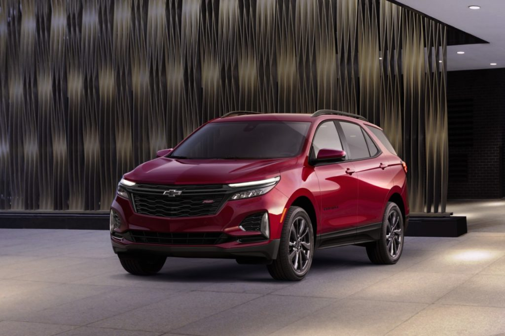2022 Chevrolet Equinox RS | Greer, SC