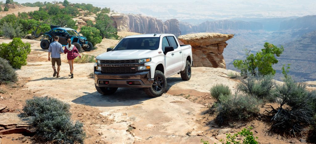 2021 Chevrolet Silverado 1500 Trail Boss Greer, SC