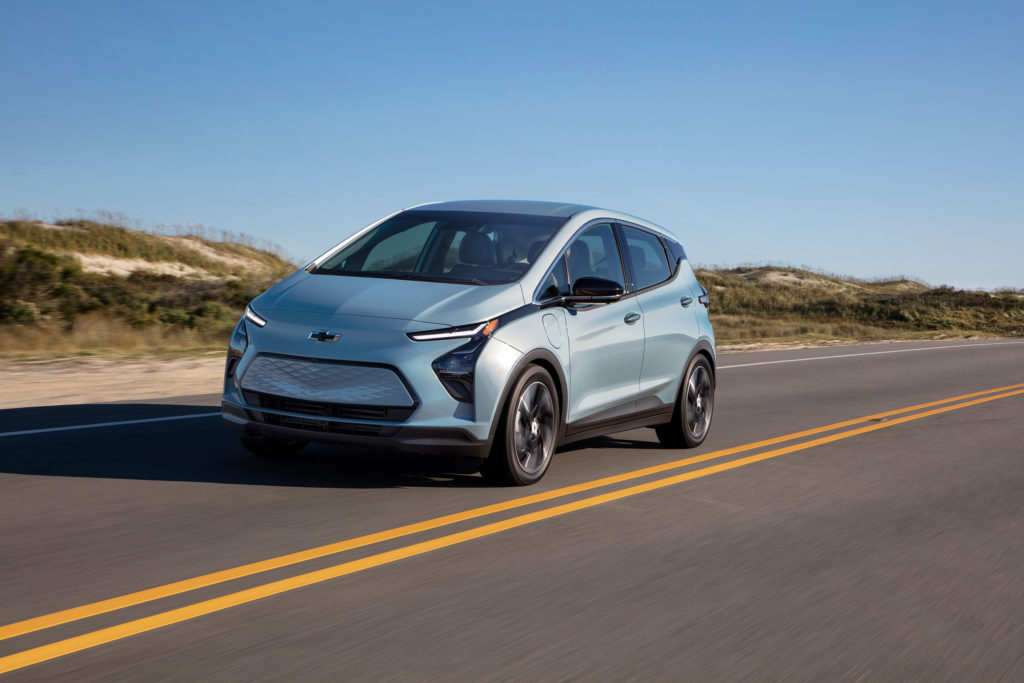 2022 Chevrolet Bolt Greer, SC